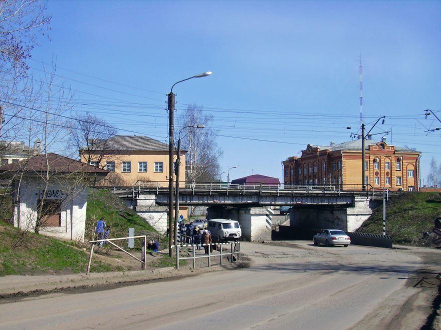 Скачать онлайн бесплатно лучшее фото города Котельнич в хорошем качестве
