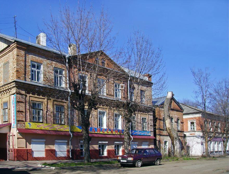 Смотреть красивое фото город Котельнич в хорошем качестве