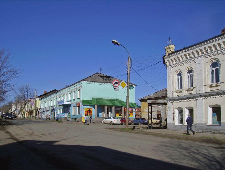 Смотреть лучшее фото города Котельнич бесплатно