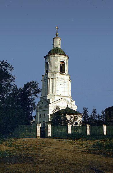 Церковь Святого Стефания Пермского