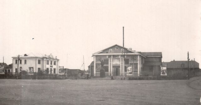 Смотреть лучшее старинное фото города Красногорска в хорошем качестве