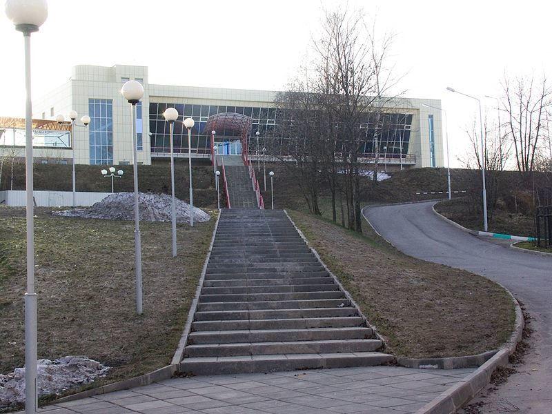 Стадион для беговых лыжгород Красногорск