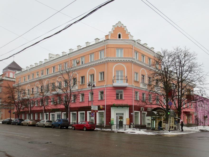 Смотреть лучшее фото улица Ленина город Курск 2019