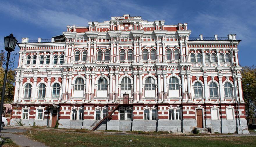 Здание Дворянского собрания город Курск