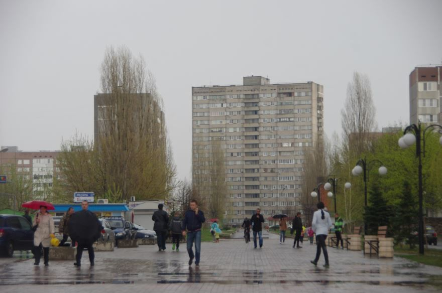 Скачать онлайн бесплатно лучшее фото города Курчатова в хорошем качестве