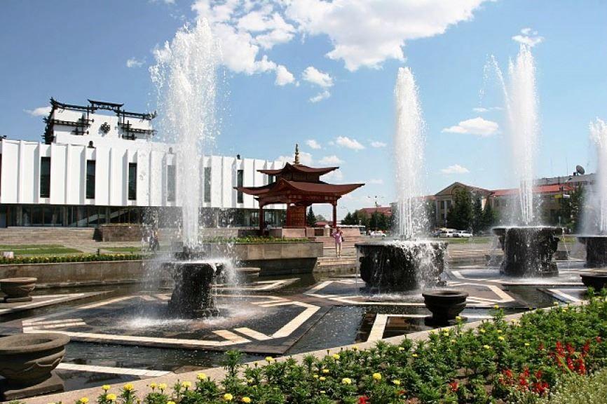 Скачать онлайн бесплатно лучшее фото города Кызыл в хорошем качестве