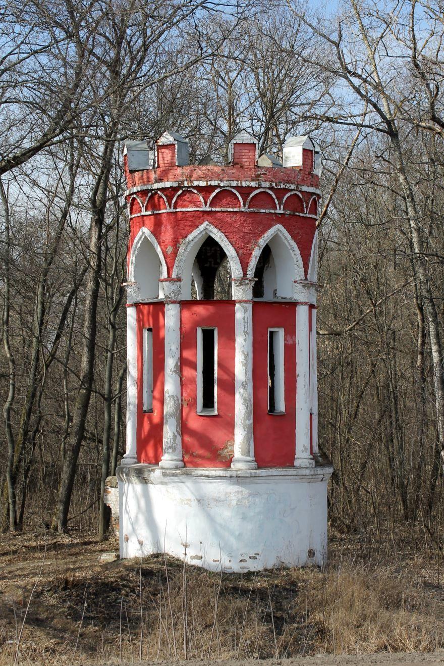 Башня Шамиля город Льгов