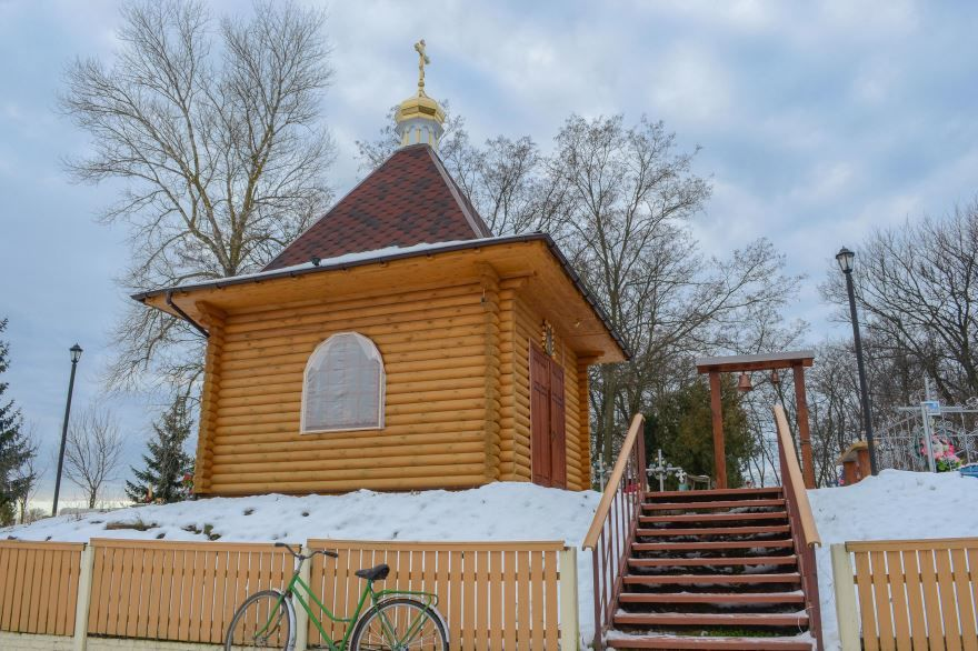 Церковь город Льгов