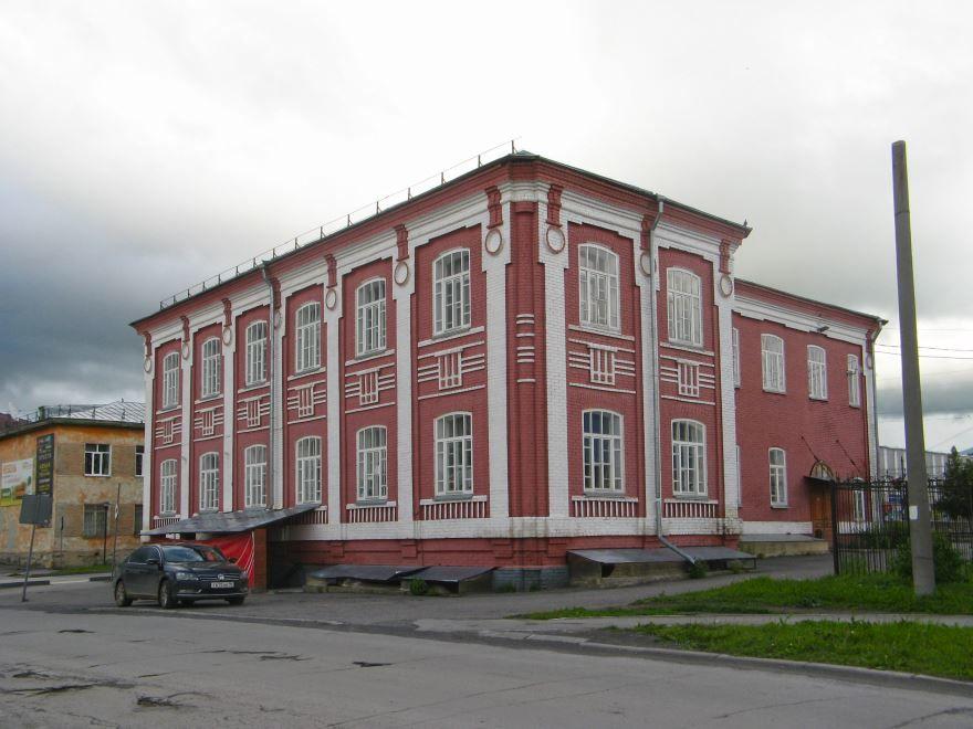 Церковно-приходская школа город Лысьва