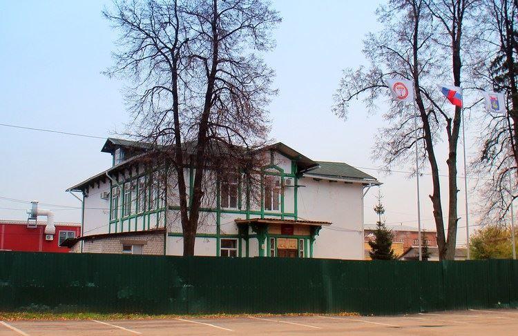 Смотреть красивое фото Усадьба Ермолаевых город Лысково в хорошем качестве