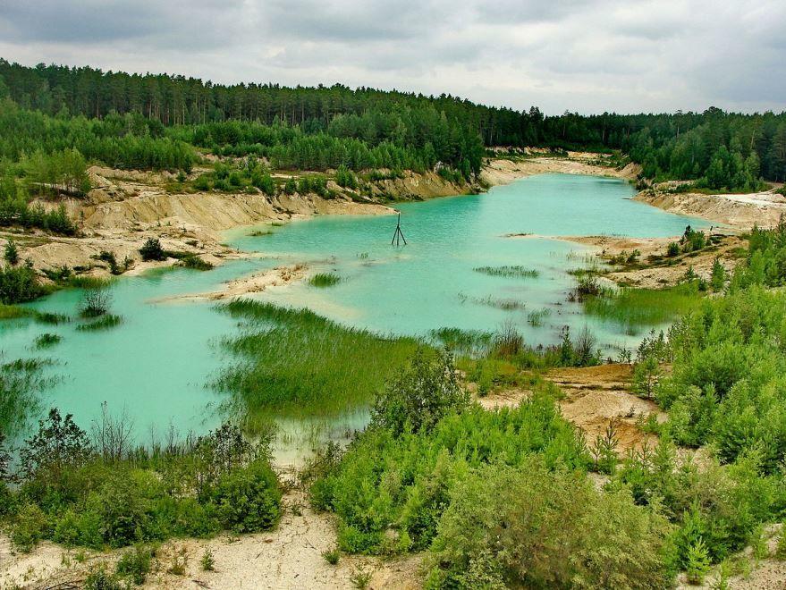 Природа и окрестности города Кыштым