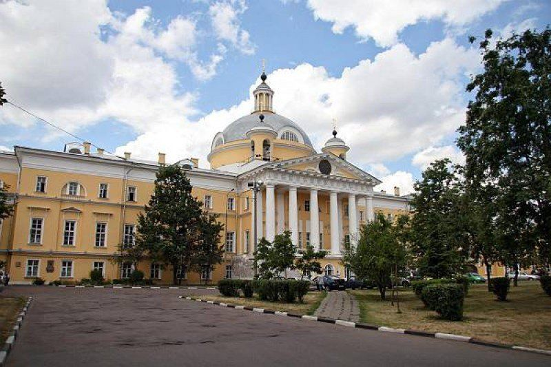 Городская клиническая больница город Краснослободск
