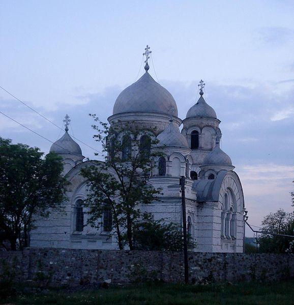 Свято-Покровский храм город Красный Сулин