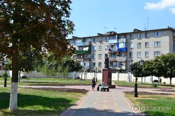 Смотреть лучшее фото Городской парк культуры в городе Кропоткин
