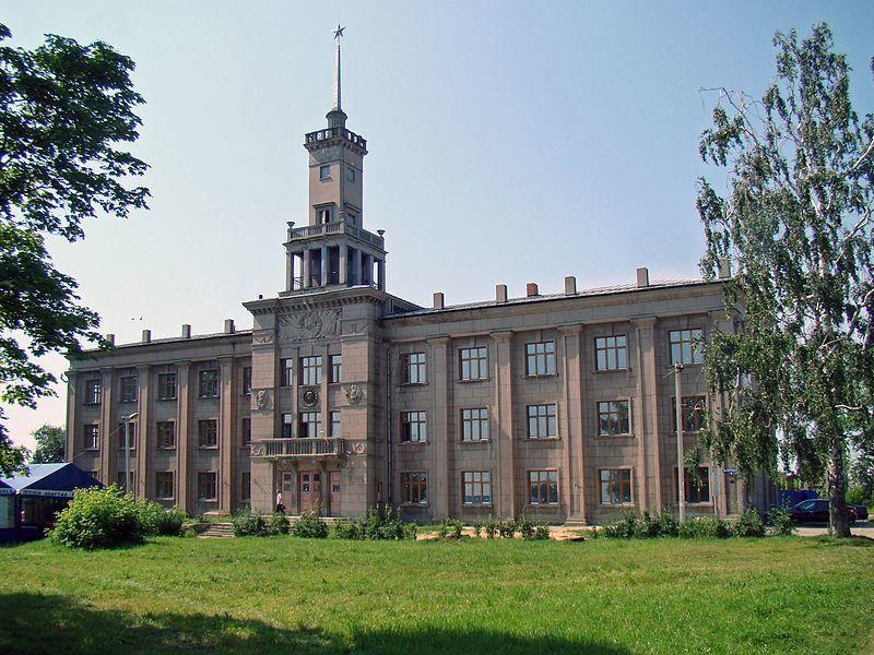 Дворец культуры имени Чкалова город Кстово