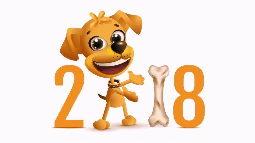 2018 год животного по восточному гороскопу календарю