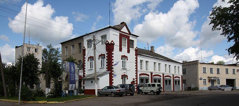 Смотреть красивое фото города Кувшиново в хорошем качестве