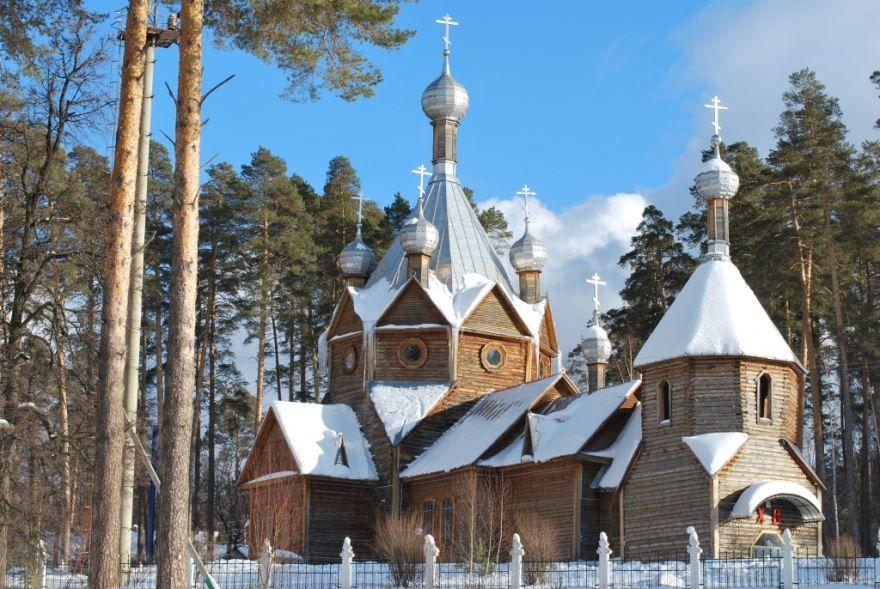 Скачать онлайн бесплатно лучшее фото города Кузнецк достопримечательности