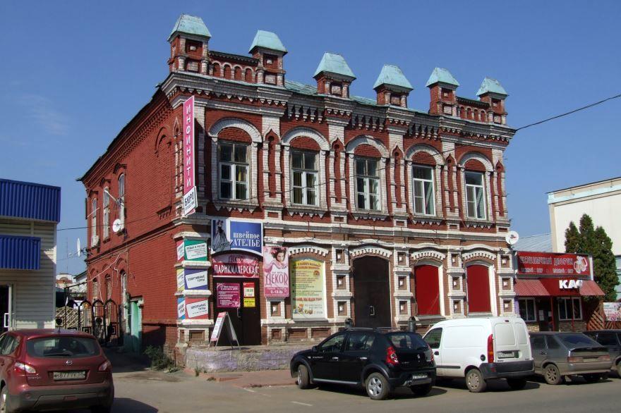 Смотреть красивое фото города Кузнецк в хорошем качестве