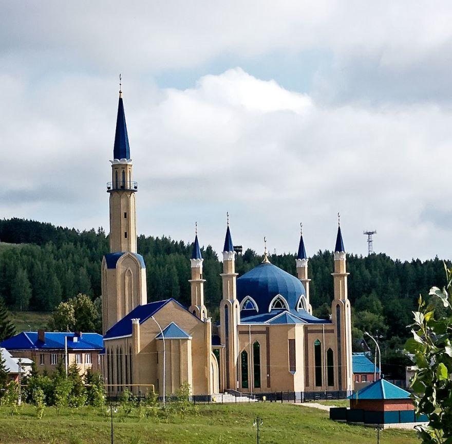 Мечеть город Лениногорск