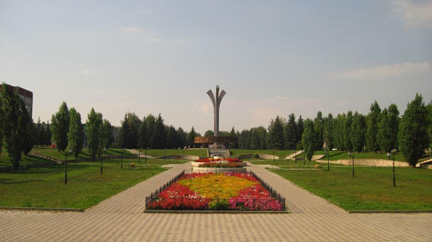 Проспект Ленина город Лениногорск
