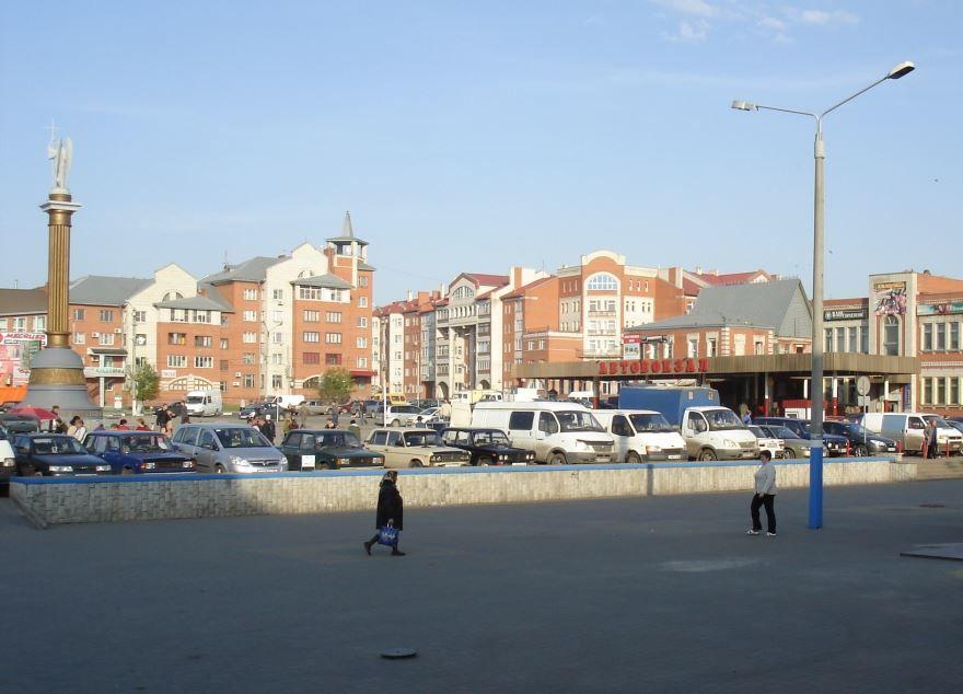 Смотреть красивое фото автовокзал города Лиски в хорошем качестве