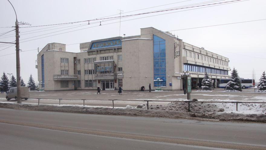 Автовокзал город Липецк