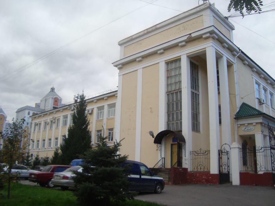 Коммунальная площадь город Липецк