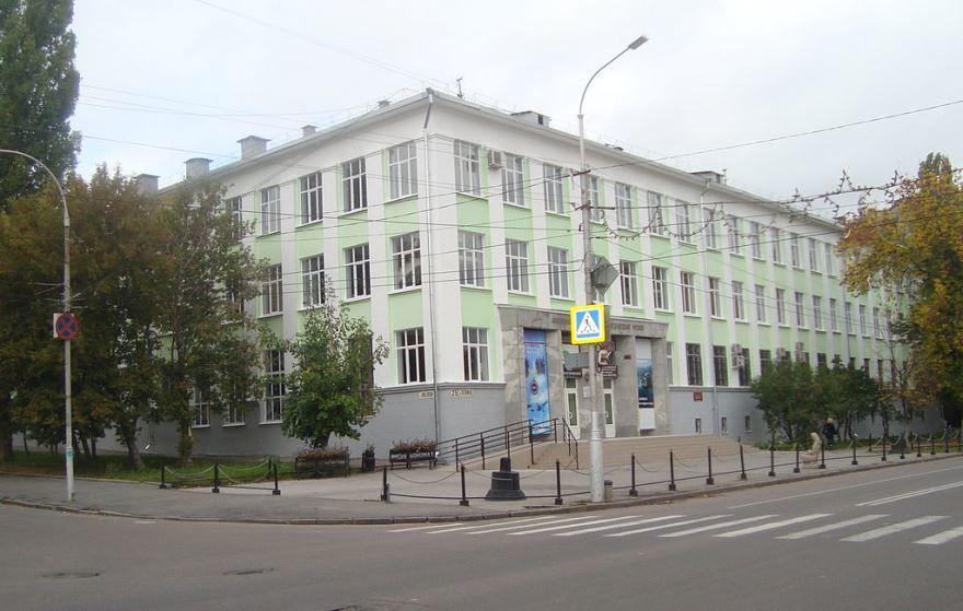 Смотреть красивое фото улица Ленина город Липецк