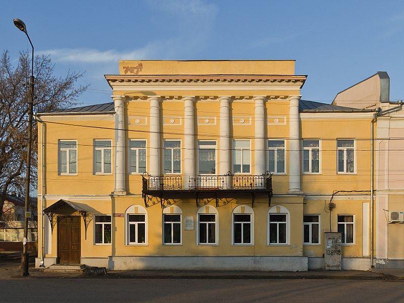 Смотреть лучшие фото с красивой архитектурой город Моршанск