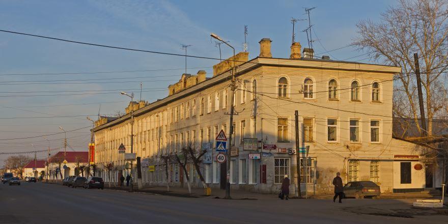 Смотреть лучшее фото города Моршанска в хорошем качестве