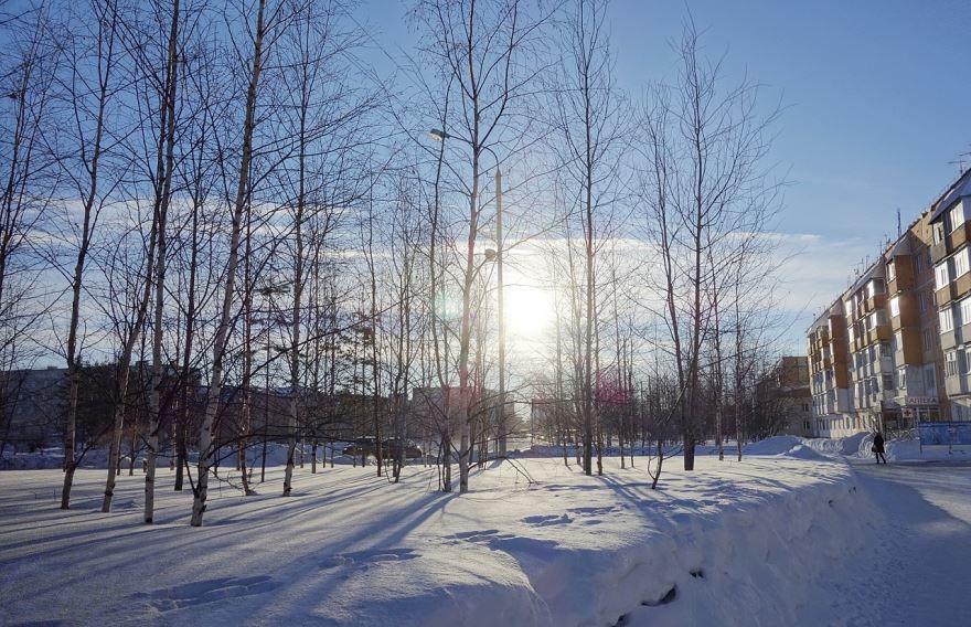 Скачать онлайн бесплатно лучшее фото города Муравленко в хорошем качестве