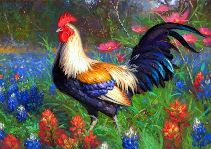 2029 год животное восточный китайский календарь петух