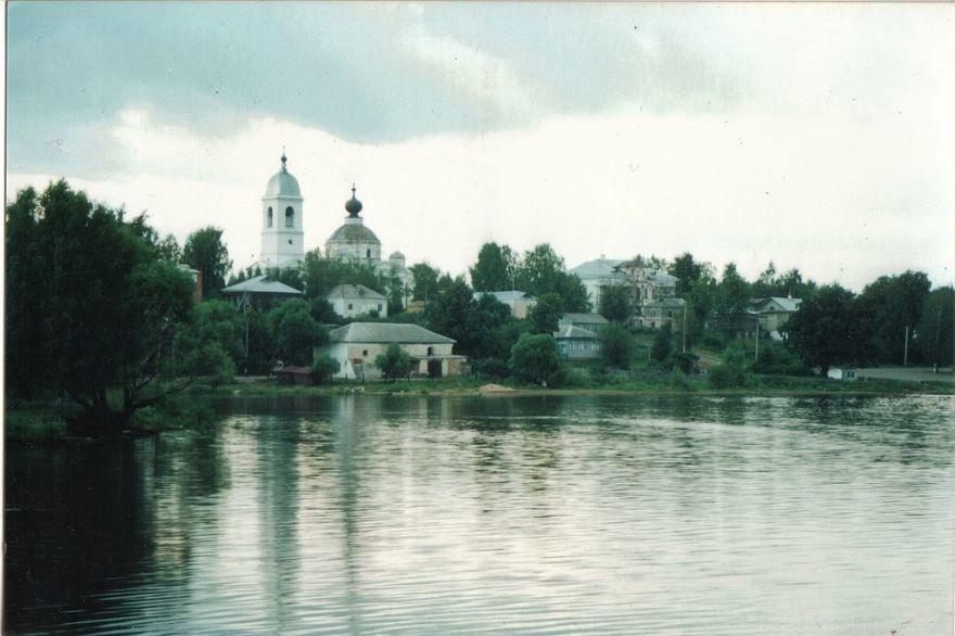 Смотреть лучшее старинное фото город Мышкин