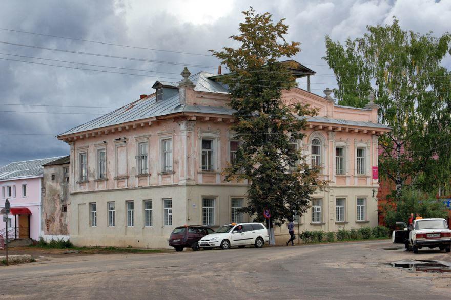 Смотреть лучшее фото города Мышкин в хорошем качестве