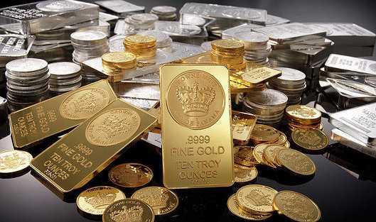 драгоценные металлы и золото