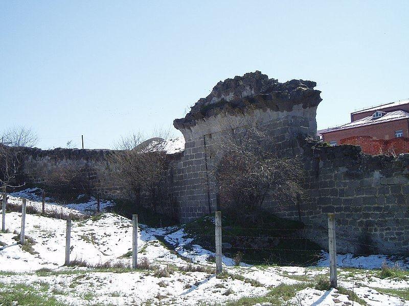 Крепость города Назрань