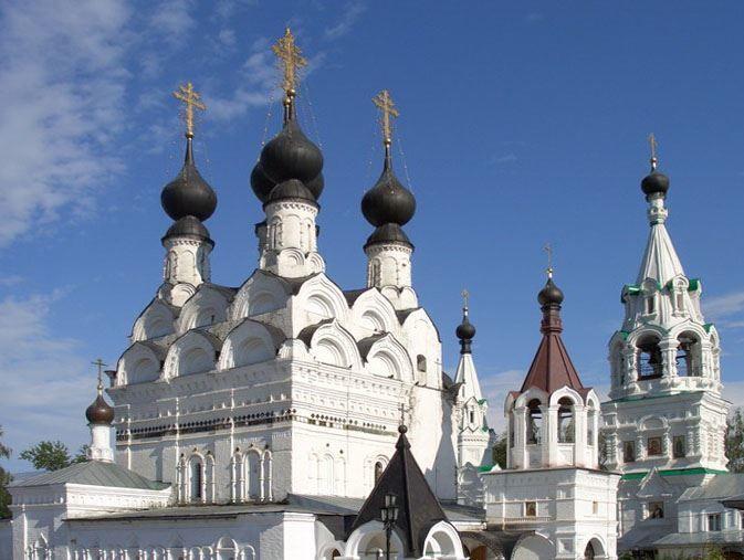 Смотреть лучшее фото города Муром красивый Собор Троицы