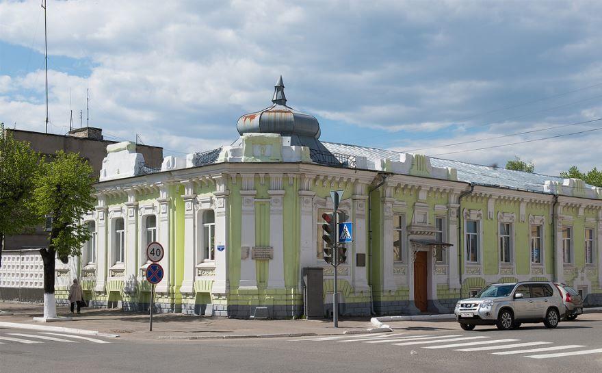Смотреть красивое фото улица Московская город Муром