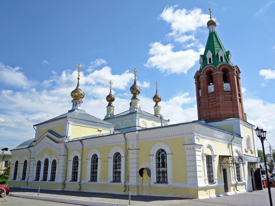Вознесенская церковь город Муром