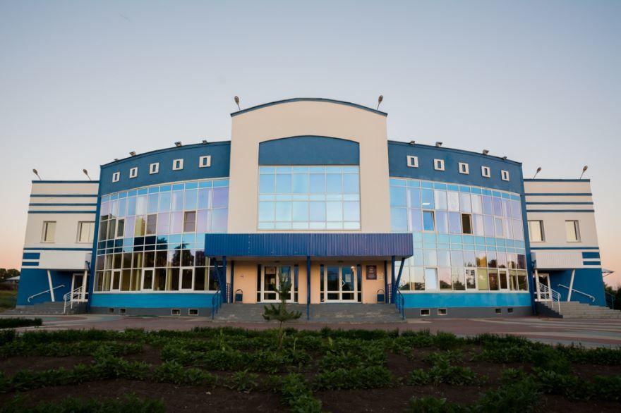 Ледовый Дворец город Мценск