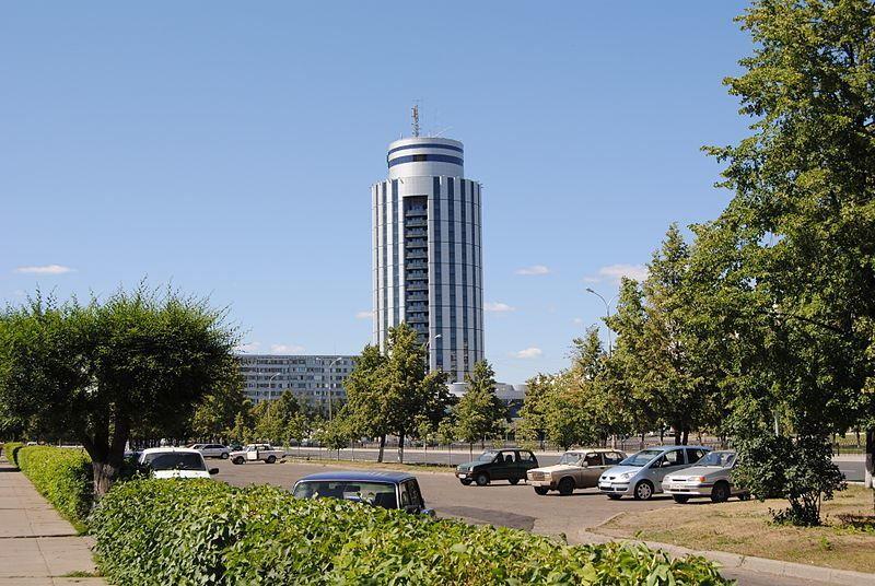 Бизнес центр город Набережные челны