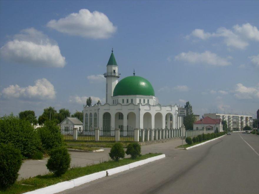 Мечеть города Наткала