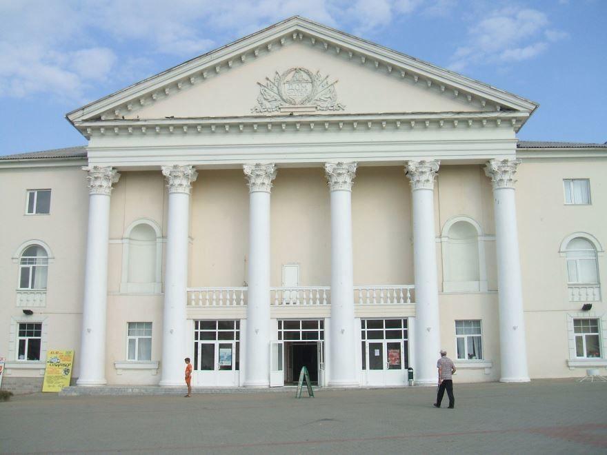 Дворец культуры город Нарьян-Мар