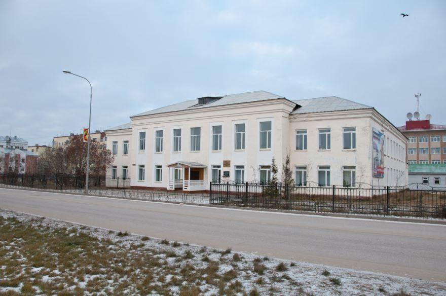 Школа город Нарьян-Мар