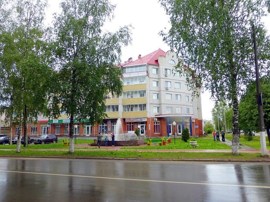 Скачать онлайн бесплатно красивое фото города Нелидово в хорошем качестве