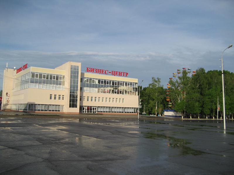 Бизнес центр город Нефтекамск