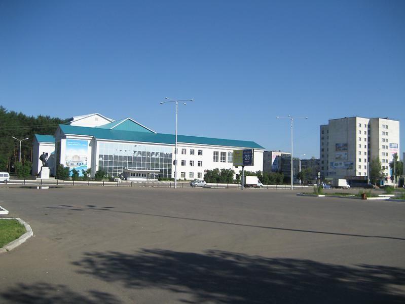 Дом техники нефтяников город Нефтекамск