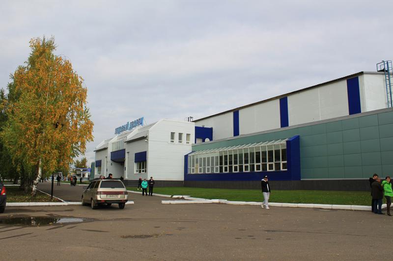 Ледовый дворец город Нефтекамск