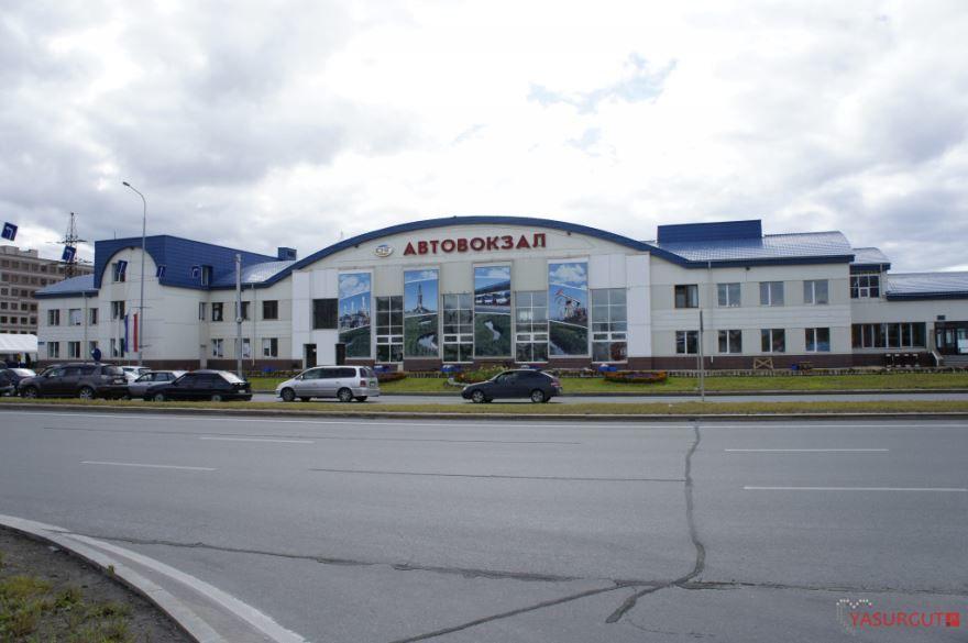 Автовокзал город Нижневартовск